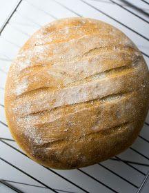 Tengo un horno y sé cómo usarlo   Recetas & fotos   Cocina paso a paso  Food   Spanish   Recipes: Pan integral de cerveza   Wholewheat beer bread