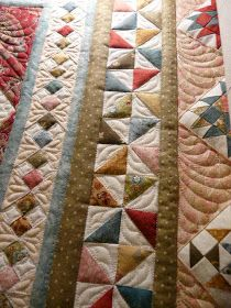 Sewing & Quilt Gallery: Please, Oh please...send me some easier quilts!