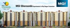 This beautifully laid #residential complex #promises an entirely new dimension to #luxury_living.http://www.mymgi.com/mgi-gharaunda-luxurious-apartments-in-raj-nagar-extenstion.html