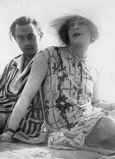 Claude and Lili Elbe 1928