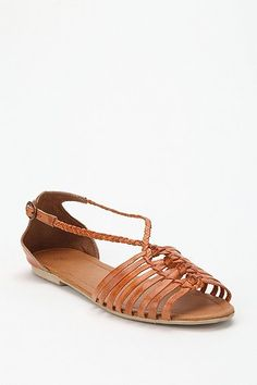 Ecote Thin Braid Huarache Sandal