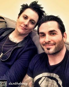 Synyster and Dan