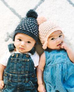 Limited Colours Star Bonnet Hat Knitting Kit