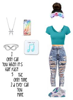"""""""The Hills~The Weekend"""" by qveen-gabby ❤ liked on Polyvore featuring BERRICLE, Forever 21, Jewel Exclusive and Happy Plugs"""
