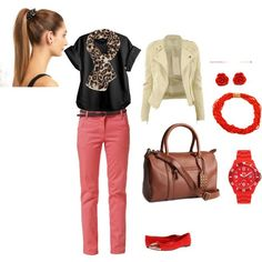 """fall casual office outfit"" by drizzlezyzy on Polyvore"
