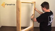 How to Replace a Wood Window Jamb Liner Sash Windows, House Windows, Windows And Doors, Window Jamb, Old Wood Windows, Double Hung Windows, Window Replacement, Furniture Design, Wooden Furniture