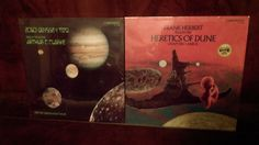 Caedmon vinyls... audio books from the early 1980's so cool!