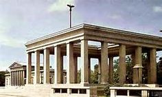 Monumental German Art Deco Mahogany and Black Westminster Chime Mantel ...