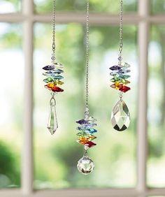 Crystal Rainbow Makers