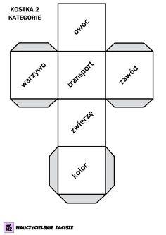 Gry do pobrania - części mowy, kształty, kategorie