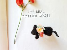 little black lamb, made to order http://www.therabbittrail.com/shop/little-black-lamb Rosanna Dell