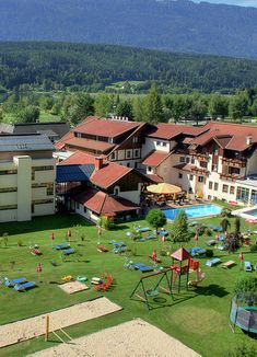 Alpen Adria Hotel & Spa am Pressegger See Hotel Spa, Restaurant, Golf Courses, Outdoor, Winter, Ski Trips, Family Vacations, Playground, Road Trip Destinations