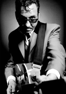 Richard Hawley... One of the coolest people from Sheffield. Everyone should have 'Only Road' in their music collection.