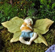 Fairy Baby with wings from www.comeintomygarden.com