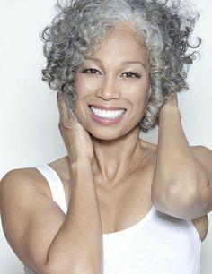 African American Gray Hair | grey2