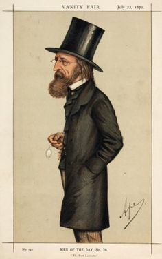 Alfred, Lord Tennyson, The Poet Laureate, by Ape (Carlo Pellegrini)