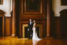 Romantic Philadelphia wedding - photo by Redfield Photography http://ruffledblog.com/romantic-philadelphia-wedding