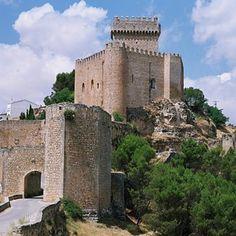 Parador de Alarcón,Castilla-La Mancha Cuenca  Spain