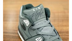 "Nike Air Flight 89 ""Cool Grey"" nike-air-flight-89-grey-6 – Kicks Deals"