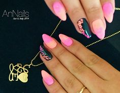 Akrylove  <3 ombreee  www.annails.pl