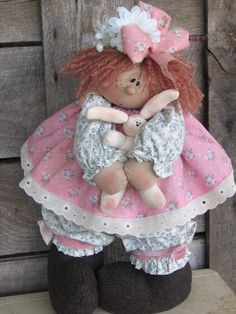 Photo: This Photo was uploaded by deenascountryhearth. Find other pictures and photos or upload your own with Photobucket . Oldenburg, Primitive Crafts, Crochet Dolls, Doll Patterns, Folk Art, Doll Clothes, Sewing Projects, Plush, Rag Dolls