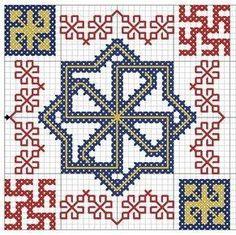 Славянская вышивка - Ярмарка Мастеров - ручная работа, handmade