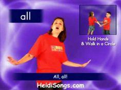 ALL song - Sing & Spell Vol. 4