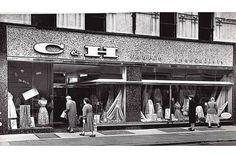 C & H Fabrics in the Old Pictures, Old Photos, Vintage Photos, Camden Road, Tunbridge Wells, Mount Pleasant, Genealogy, 1960s, Broadway