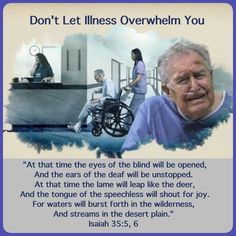 """We will only be sick for a short time, then we will experience """"the real life""""! Imagine, we will awaken each day to progressive physical improvements—more energy, sharper vision, keener hearing, better looks! May all of us, therefore, maintain our hope firm to the end and continue to serve Jehovah whole-souled. We can be confident that Jehovah will fulfill all that he has promised and that what he will do will far exceed any expectations we may have.—JW.org for details"""