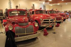 Catawba County NC Firefighters Museum