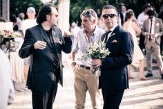 Best man (left) - right men (centre) - Lucky man (right) !!!