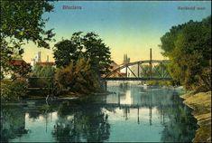 Břeclav - Mariánský most
