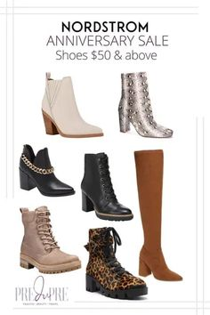 Great finds at the Nordstrom Anniversary Sale. I've rounded up my top picks in shoes above $50. Hot Summer Outfits, Fall Booties, Warm Weather Outfits, Nordstrom Anniversary Sale, Weekend Wear, Sneaker Boots, Shoe Sale, Winter Boots, Hiking Boots