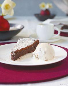 Schokoladen-Zimt-Kuchen Rezept - ESSEN & TRINKEN