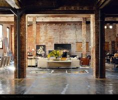 Renée Finberg ' TELLS ALL ' in her blog of her Adventures in Design: 'INDUSTRIAL INTERIORS' Can Be Fabulous