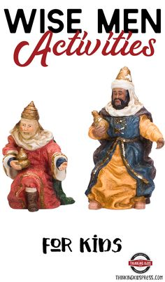 Wise Men Lessons and Activities for Kids Want to teach your kids about the Magi? Teach your kids about the Christmas story with fun, hands-on Wise Men activities and lessons they'll love! Bible Crafts For Kids, Activities For Kids, Christmas Activities, Bible Lessons, Lessons For Kids, Three Wise Men, Sunday School Lessons, Christian Parenting, A Christmas Story