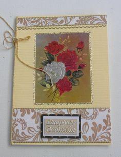 Kortti #76 / Greeting card by Miss Piggy