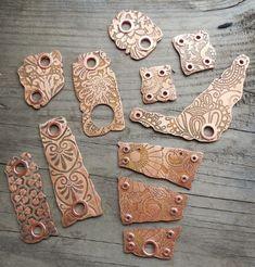 """Art Jewelry Elements: Inspired by Ceramics; the Exploration of """"Organically Grown"""" Metal - lavorazione del metallo ispirata alla ceramica"""