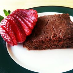 Our Journey Starts Here: Sugar Free, Dairy Free, Gluten Free Brownies