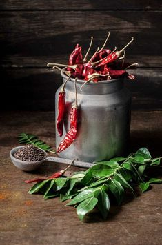 Ellu Milagai Podi for Idli & Dosa Indian Kitchen - jopreet - Preeti Tamilarasan Vegetables Photography, Dark Food Photography, Indian Kitchen, Fruit And Veg, Love Is Sweet, Food Design, Food Pictures, Food Styling, Food Art