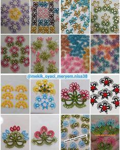 Embroidery Flowers Pattern, Flower Patterns, Crochet Bedspread, Crochet Crafts, Doilies, Tatting, Free Pattern, Japanese Style, Instagram