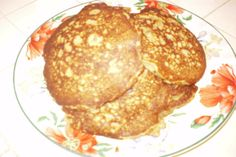Harvest nut and grain pancakes