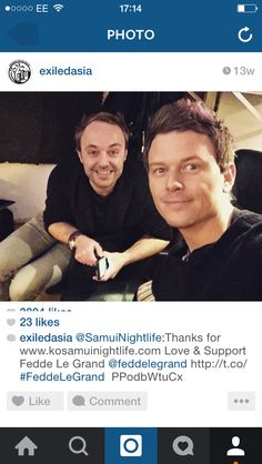 C'mon  Our Man Fedde! ❤️ Exiled Asia House Music Southeast Asia www.exiledasia.com #HouseMusic