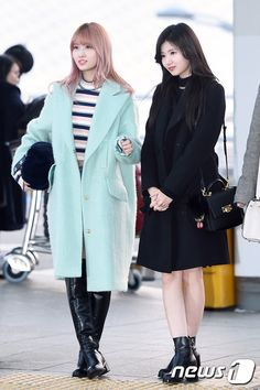 Twice Mina Kpop Airport Fashion Zel Pinterest Faire Et Mode