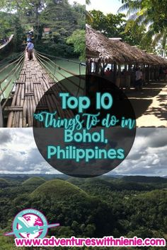 Top 10 Things to do in Bohol, Philippines