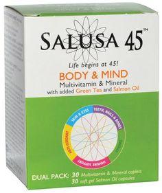 SALUSA 45 BODY & MIND 60