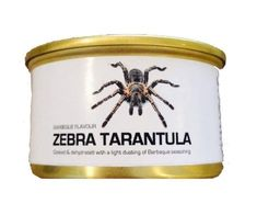 Edible Tarantula - What's Goin' On In The Kitchen? Creepy Food, Creepy Things, Slappy The Dummy, Gourmet Recipes, Snack Recipes, Food And Thought, Gag Gifts, Unique Recipes, The Cure