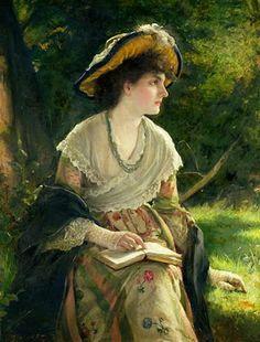 Robert James Gordon (1871-1894) - Reading