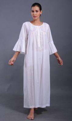 6e6754a2d4 NEW! Cotton Nightdress - DB Natalie Abayas