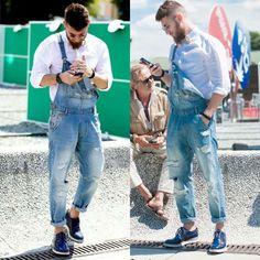 Uma dos posts que mais teve visualização no O Cara Fashion foi sobre o Macacão Masculino, onde mostro um street style com vários looks utilizando a peça de roupa para…